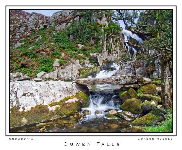 Ogwen Falls by gorhug