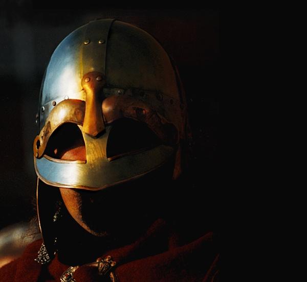 Viking Warrior by Tonksfest