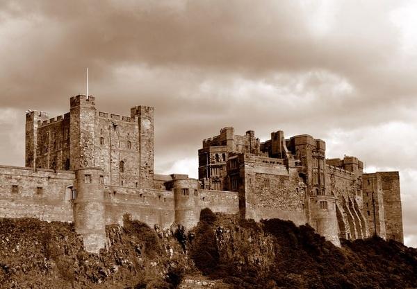 Bamburgh Castle by billmac57