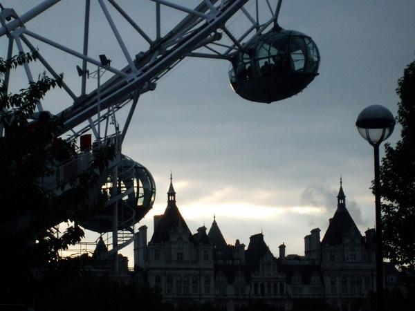 London eye by Bexi_l