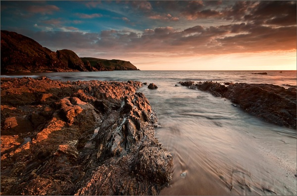 Hope Cove by colin63