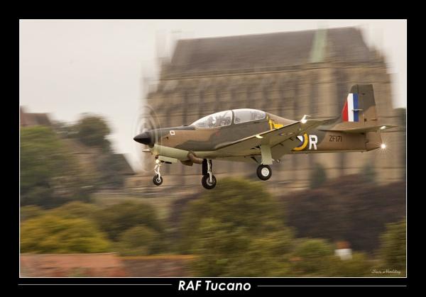 RAF Tucano by SteveMoulding
