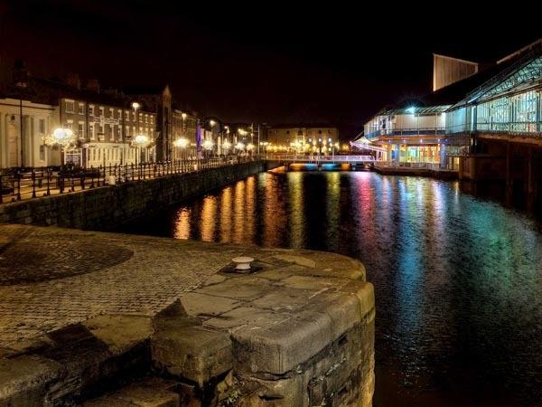 Prinnie Quay,Hull. by camramadbob