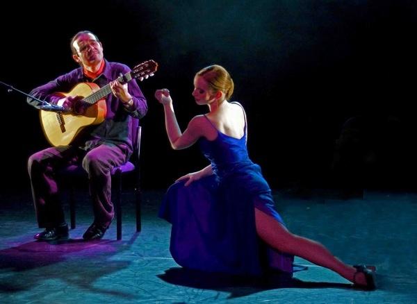 Flamenco Dancer by Steve1812