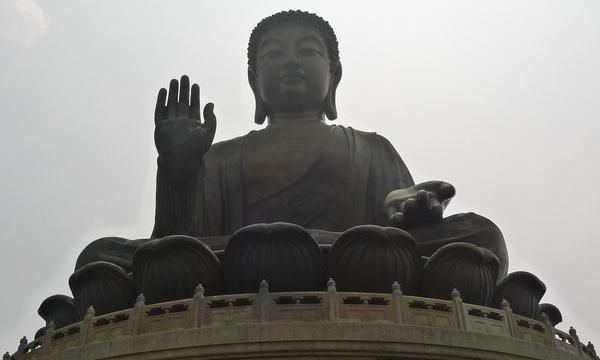 buddha by gjayesh
