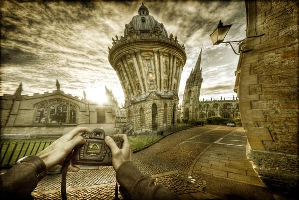 Radcliffe Camera v3 by mariocito