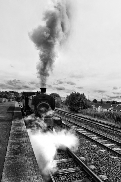 Ayrshire Steam Railway. by Duncan1960