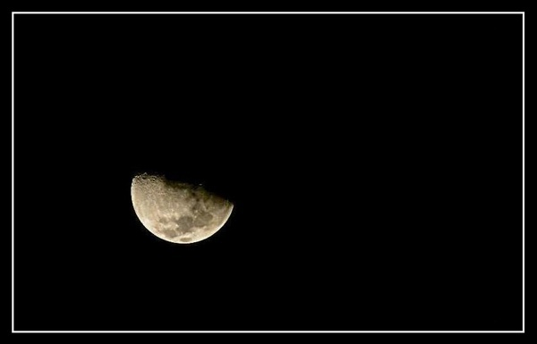 A lunar phase by naveen