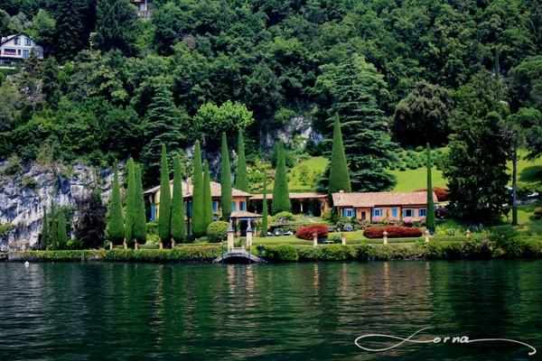 Lake Como-Italy by Trojan