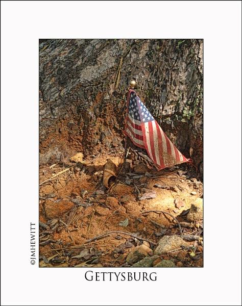 Gettysburg by janehewitt