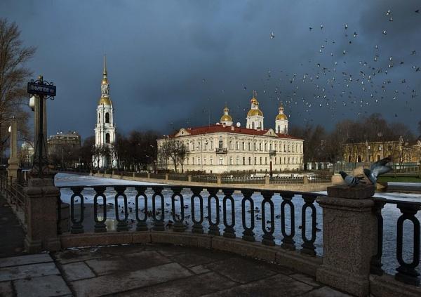March in my City... by IgorDrankin