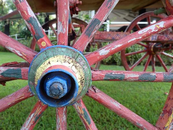 Colour Wheel by Philo