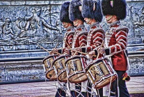 Grenadier Guards by Mandi