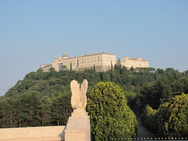 Monte Casino, Italy by geraldinediver