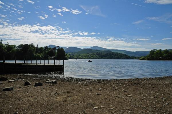 Derwent Water, English Lake District by Dyker_1976