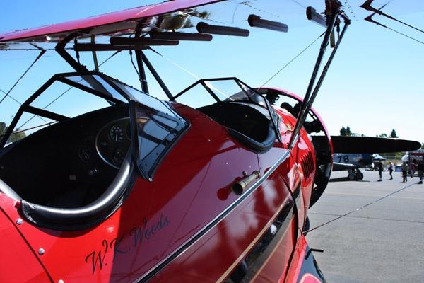 Petaluma Classic Wings and Wheels by liparig