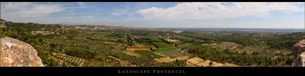 Landscape Provencal
