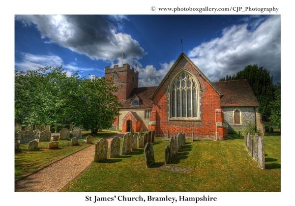 St James, Bramley by Cristian