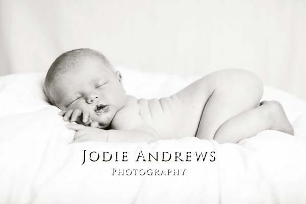Newborn Baby by Jodes