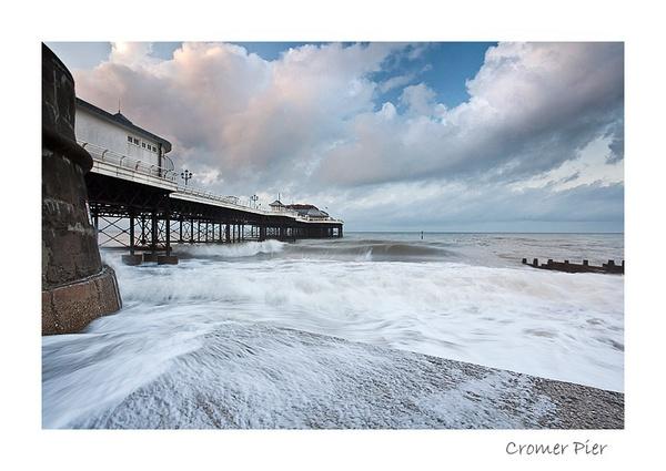 Cromer Pier by Chriscj