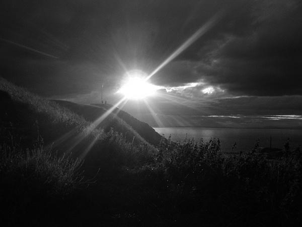 sun by Charlie_Bailey