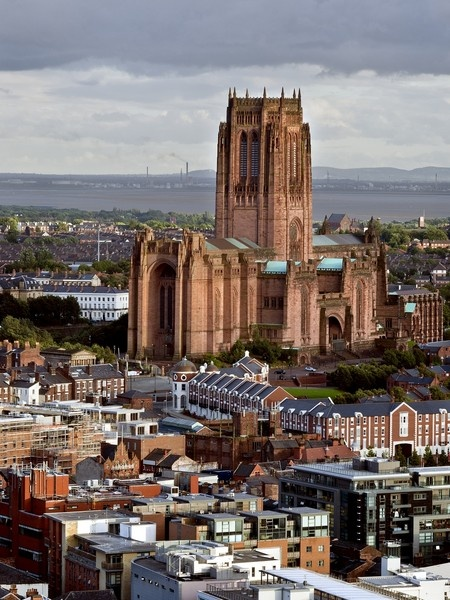 Liverpool Anglican Cathedral by surfinsurveyor