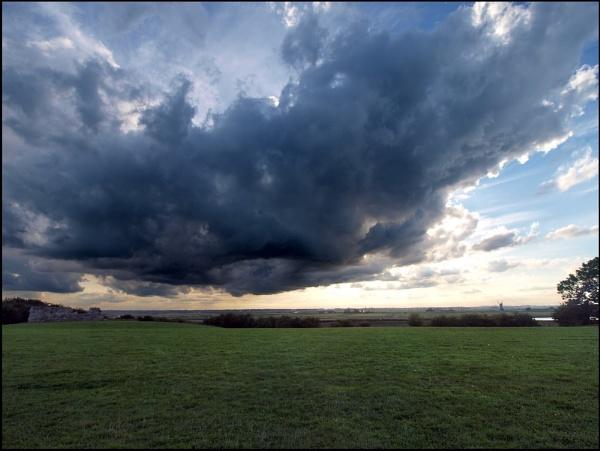 Storm cloud. by Adam_H