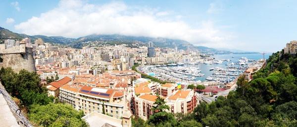 Monaco Panorama by rodyates