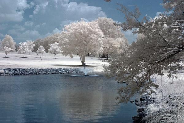 lake at powhatan by chrisg7syt