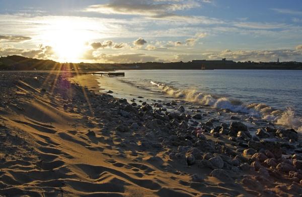 Sunset Beach by sharlotte51