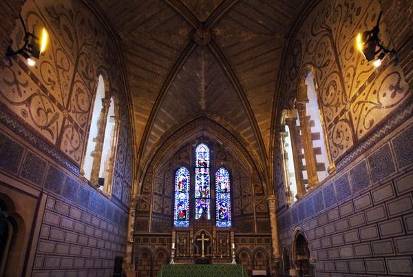 saxon church by helenlouise