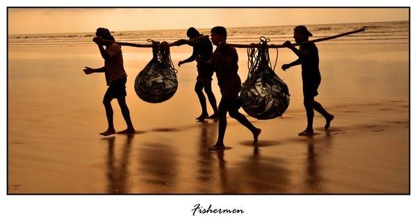 Fishermen of Ranibasan by Ananda