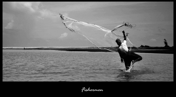 Fishermen of Ranibasan by Ananda