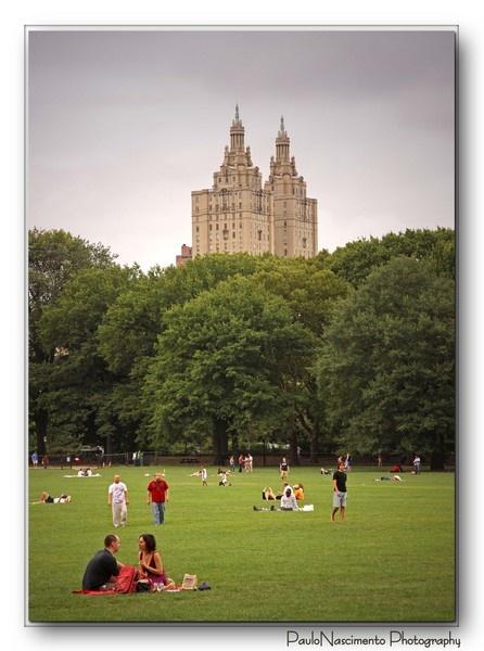 central Park NY !! by PauloNascimentoPhotography