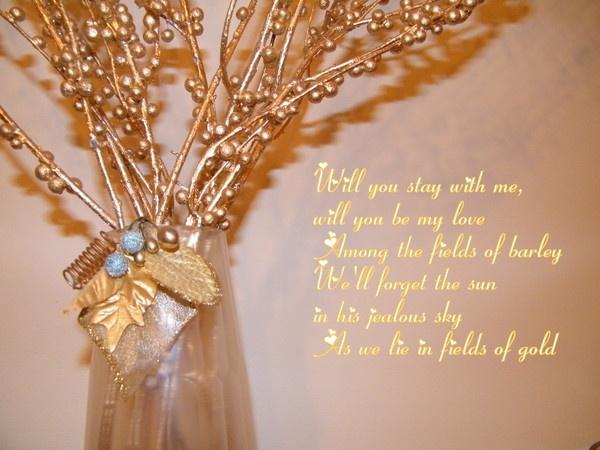 Sunshine in a Vase by Lizzie_x