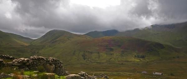 Soggy Snowdon by Lorn