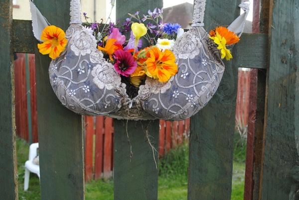 flower  basket by rhonahelen