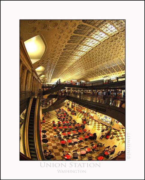 Union Station Washington by janehewitt