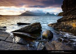 Loch Scavaig Stone ...
