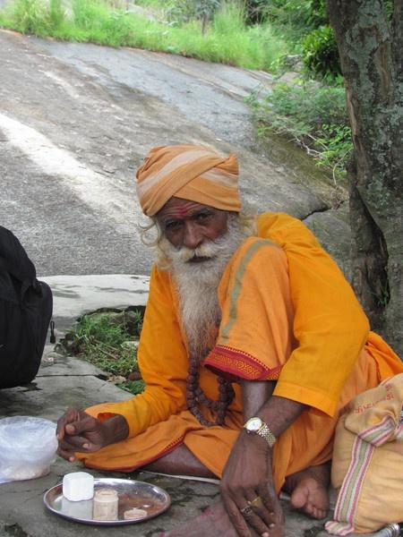 Sanyasi by susmitha67