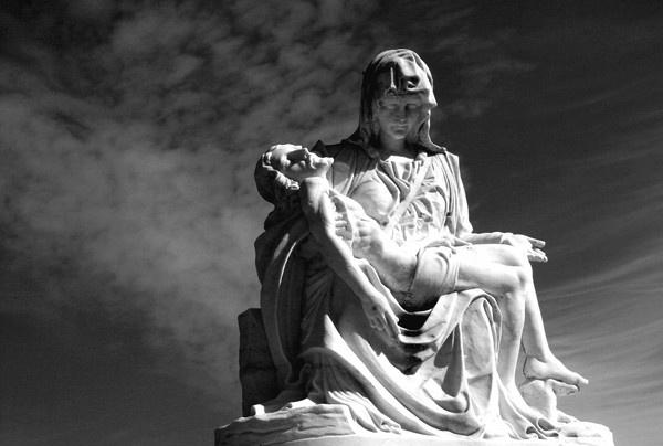 The Pieta by Beladd