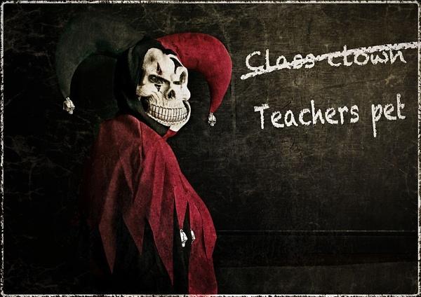 Teachers pet by Jonny_Darko