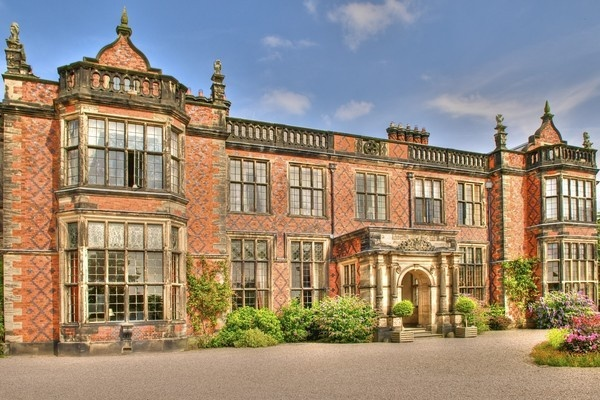 Arley Hall by ivornikon