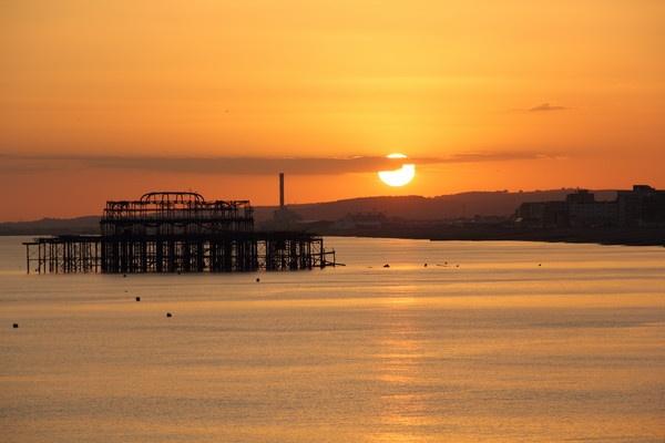 Bright Brighton by shush