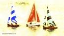 Boats at Fowey Reggatta