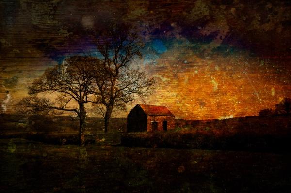 The Barn by funkymarmalade