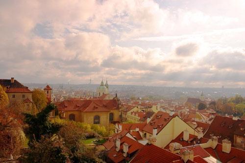 Prague by Cristian