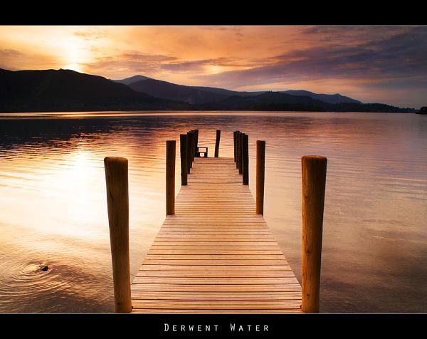 Derwent Water by C_Daniels
