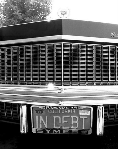 In Debt by Aldo Panzieri
