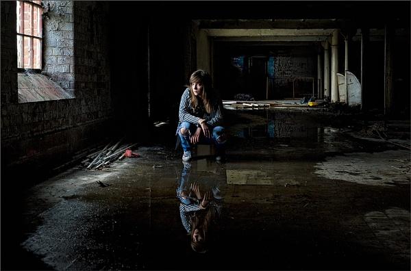 (Re-post) Teenage Reflections II by AlleyCatz